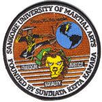 Badge Sankore university martialarts