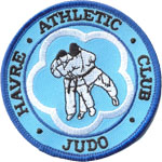Badge Havre Judo