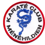 Badge Karaté Club