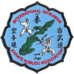 Badge Karate Kobudo