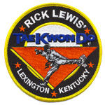Badge Taekwondo Kentucky