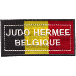 Badge Judo Hermée