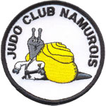 Badge Judo Club Namur
