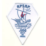 Badge APSAP judo