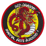 Badge Red Dragon MartialArts Academy