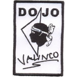Badge Dojo valinco