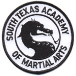 Badge Sth Texas Academy Karaté