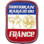 Badge Shotokan