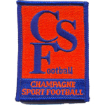 Badge Champagne football