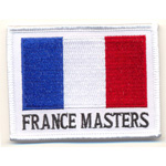 Badge France Masters