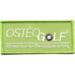 Badge Osteogolf