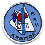 Badge Arbitre FFV