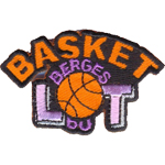 Badge BAsket Berges