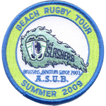 Badge Beach Rugby Tour