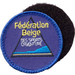 Badge Fédération Belge des Sports Ex