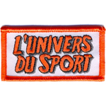 Badge Univers du Sport