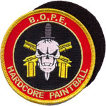 Badge Bope