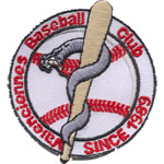 Badge Baseball valenciennes