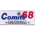 Badge Comite 68 handball