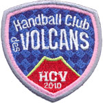 Badge Handball Club des Volcans