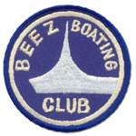 Badge Beez boating