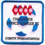 Badge Challenge Prince Rainier