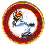 Badge Bradford ice hockey club