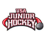 Badge USA junior hockey