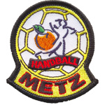 Badge Metz Handball