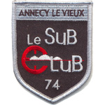 Badge SUB CLUB