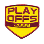 Badge Play Off 2008
