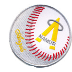 Badge Angel Baseball