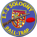 Badge Ball-trap Sologny