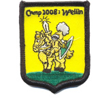 Badge camp wellin