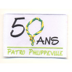 Badge Patro Philipeville