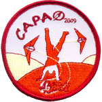 Badge capa