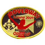 Badge Roverway