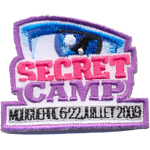 Badge Secret Camp
