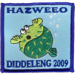 Badge Hazweeo