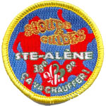 Badge Sainte-Alene