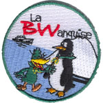 Badge Patro La Bwanquise