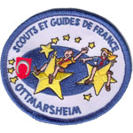 Badge ottmarsheim