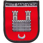 Badge Meute Saint Victor