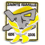 Badge Sainte Famille