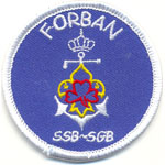 Badge Forban