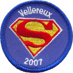 Badge Vellereux