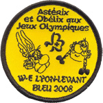 Badge Scouts de France