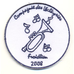 Badge Comapgnie des Walkyries