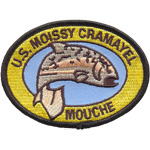Badge usm mouche