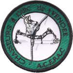 Badge Chasseur à l'arc